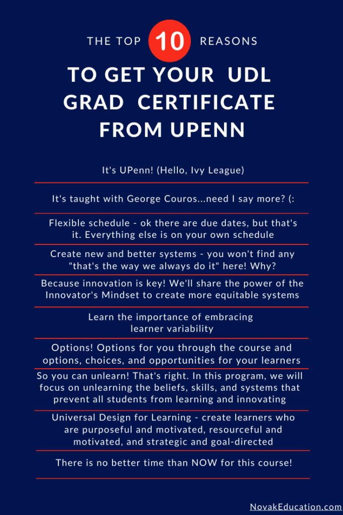 Why to get your UDL certificate
