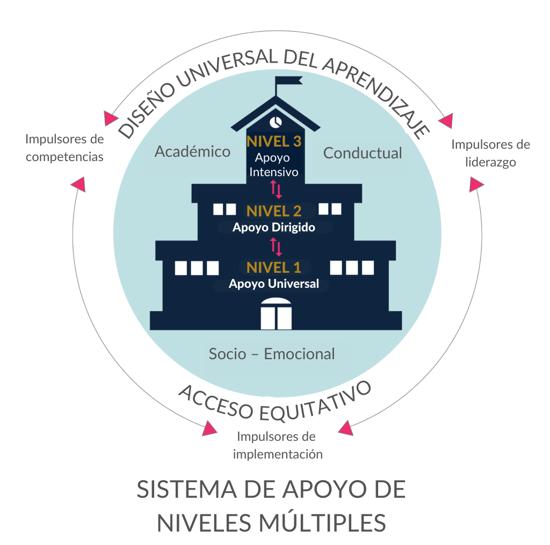 SISTEMA DE APOYO DE NIVELES MÚLTIPLES