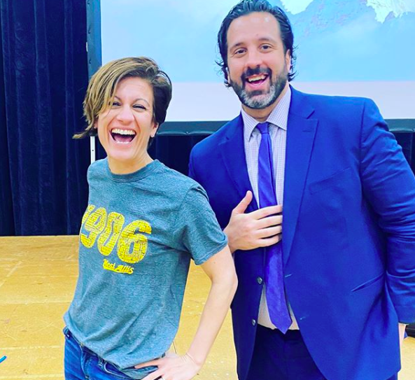 Katie Novak and George Couros - Instructors