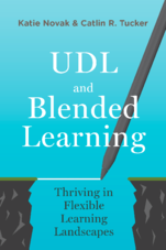 udl and blended learning book cover