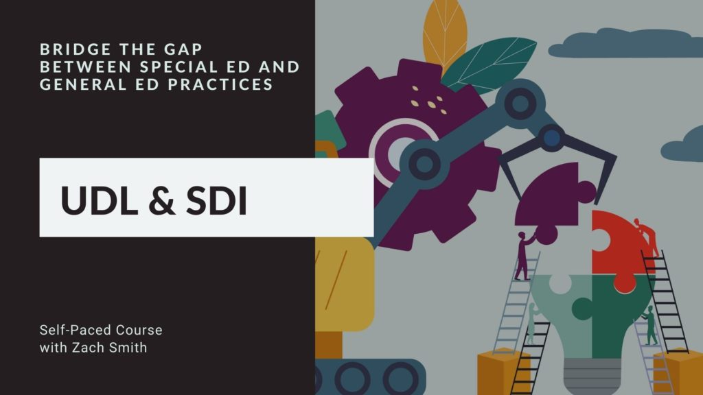 UDL and SDI Flex-PAced Course